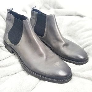 Base London Oxley shoes gray 11.5